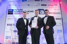 manufacturing award winner