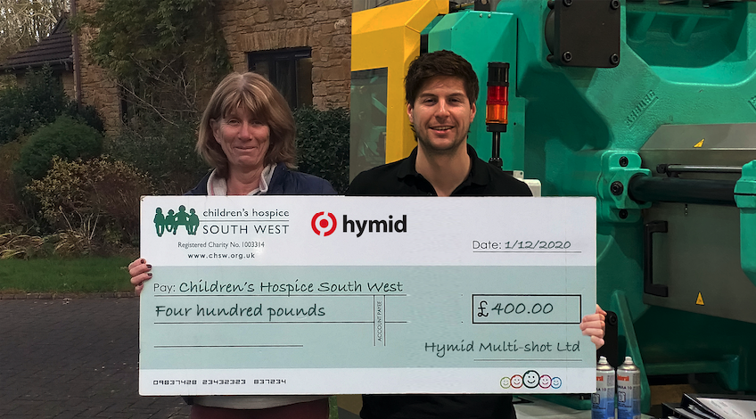 hymid charity donation