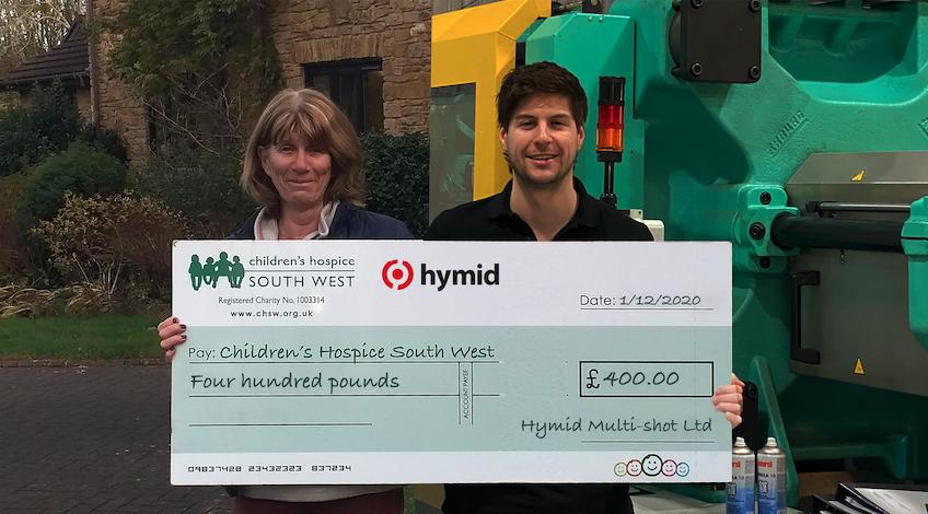 hymid charity donation