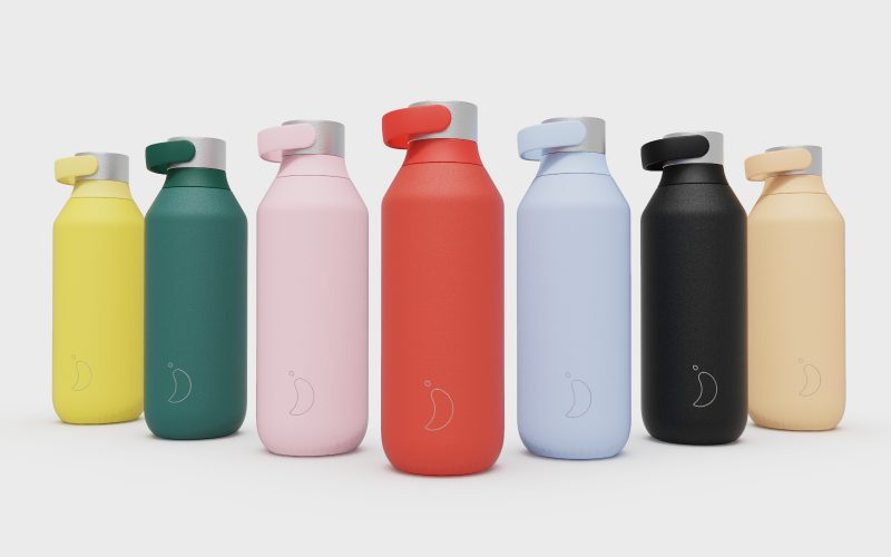 New Series 2 Chilly's Reusable Bottles